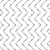 Abstrakt sömlös sicksackmodell Royaltyfri Bild