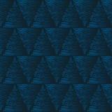 Abstrakt sömlös trianglular modell royaltyfri illustrationer