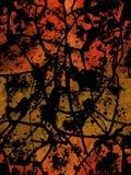 Abstrakt sömlös vattenfärgbakgrund vektor illustrationer