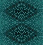 Abstrakt sömlöst diamantmodellmörker - gräsplan Royaltyfri Foto