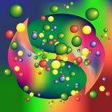 abstrakt sötsaker arkivfoton