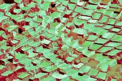 Abstrakt saltdam 01, Digital konst för expressionism av Afonso Farias stock illustrationer