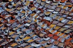 Abstrakt saltdam 15, Digital konst för expressionism av Afonso Farias royaltyfri illustrationer