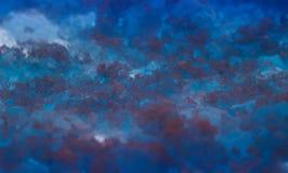 Abstrakt salthaltig utrymmebakgrund Royaltyfri Foto