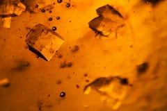 Abstrakt sammansättning med sockerkuber Royaltyfri Foto