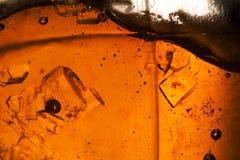 Abstrakt sammansättning med sockerkuber i en krus Arkivbild