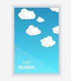 Abstrakt sammansättning, vit stilsortstextur, affärskortuppsättning, överensstämmelsebokstavssamling, titelark för broschyr a4 Stock Illustrationer