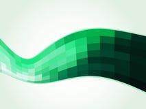 abstrakt sammansättningsmosaikvektor Arkivfoto