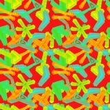 Abstrakt Seamless Arkivfoton