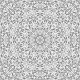 Abstrakt seamless blom- bakgrund Royaltyfria Bilder