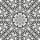 Abstrakt seamless blom- bakgrund Fotografering för Bildbyråer