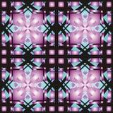 Abstrakt seamless mönstrar Arkivbild