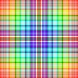 abstrakt seamless modellregnbåge Arkivfoton