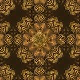 abstrakt seamless modellupprepning Royaltyfria Bilder