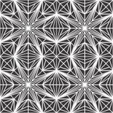 abstrakt seamless modellupprepning Royaltyfri Bild