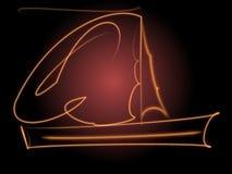 abstrakt segling Vektor Illustrationer