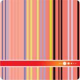 abstrakt signal för bakgrundsbrownband Fotografering för Bildbyråer