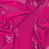 Abstrakt silke i vinden Royaltyfria Foton