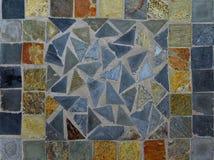 Abstrakt skały kamienia wzór Zdjęcie Royalty Free