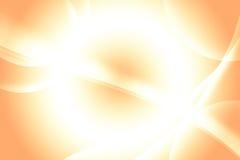 Abstrakt skinande galaxbakgrund Fotografering för Bildbyråer