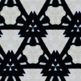 Abstrakt skugga och konkret textur och modell Arkivbild