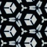 Abstrakt skugga och konkret textur och modell Arkivfoton