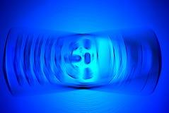 abstrakt sladdlös telefon Royaltyfri Fotografi