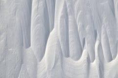 Abstrakt snöbakgrund Arkivbild