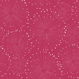 Abstrakt snöflinga av geometriska former vektor illustrationer