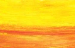 abstrakt solnedgång Royaltyfri Foto
