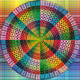 abstrakt sphere Royaltyfri Fotografi