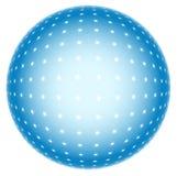 abstrakt sphere 3d Arkivbilder