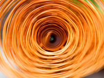 abstrakt spiral Arkivbilder
