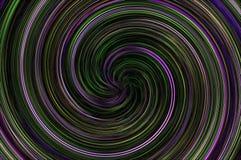 Abstrakt spiral linje bakgrund Royaltyfri Fotografi