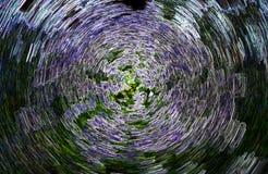 Abstrakt spiral neoneffektbakgrund royaltyfri bild