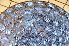 Abstrakt spiral texturdesign Royaltyfri Bild