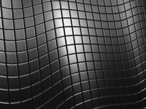 Abstrakt stålbakgrund Royaltyfri Foto
