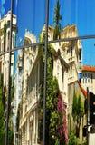 Abstrakt stad Royaltyfri Bild