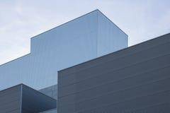 abstrakt stad Fotografering för Bildbyråer