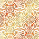 Abstrakt stam- dekorativ dekorativ etnisk bakgrund vektor illustrationer