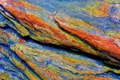 Abstrakt stenbakgrund Royaltyfri Fotografi