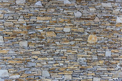 Abstrakt stenstaketbakgrund Royaltyfri Fotografi