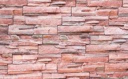 Abstrakt stenstaketbakgrund Arkivbilder