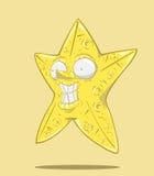 Abstrakt stjärna Royaltyfria Bilder