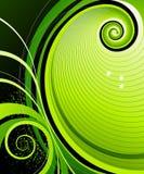 abstrakt stjärnaswirls Fotografering för Bildbyråer