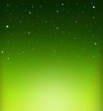 Abstrakt stjärnklar bakgrund Royaltyfria Foton