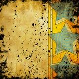 Abstrakt stjärnor Stock Illustrationer