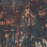 Abstrakt stor rostyttersidabakgrund Grungy bakgrund med Fotografering för Bildbyråer
