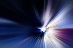 abstrakt strålar Royaltyfri Foto
