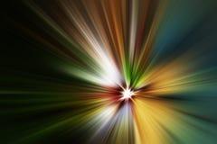 abstrakt strålar Royaltyfria Foton